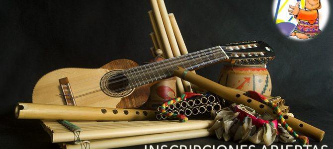 INSCRIPCIONES ABIERTAS ESCUELA DE MÚSICA Y DANZA